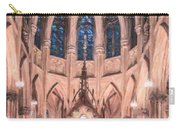 St Patricks Cathedral New York Usa Carry-all Pouch