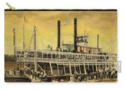 St. Paul Steamboat Carry-all Pouch
