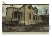 St. Pauls Anglican Church Carry-all Pouch by Priska Wettstein