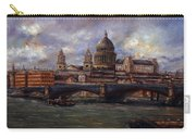 St. Paul's  Cathedral  - London Carry-all Pouch