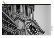 St Pauls Clock Tower Carry-all Pouch