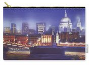 St Paul's Landscape River Carry-all Pouch by MGL Meiklejohn Graphics Licensing