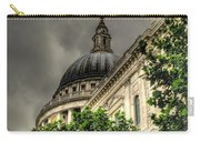 St. Pauls Peeking Through Carry-all Pouch