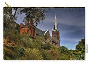St. Peter's Of Harpers Ferry Carry-all Pouch by Lois Bryan