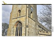 St Peter's Parish Church Carry-all Pouch