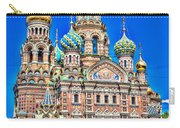 St Petersburg Church Carry-all Pouch