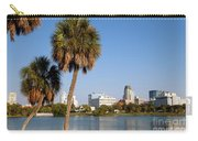 St Petersburg Florida From Mirror Lake Park Carry-all Pouch
