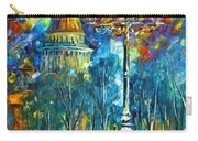 St. Petersburg New Carry-all Pouch by Leonid Afremov