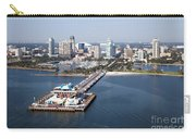 St Petersburg Skyline And Pier Carry-all Pouch