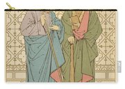St Philip And St James Carry-all Pouch by English School