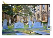 St. Philips Church Cemetery Charleston Sc Carry-all Pouch