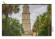 St. Philip's Episcopal Church Charleston Sc Carry-all Pouch