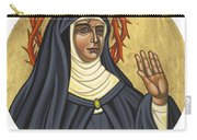 St. Rita Of Cascia Patroness Of The Impossible 206 Carry-all Pouch