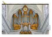 St Roch Organ In Paris Carry-all Pouch
