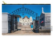 St Roch's Cemetery Carry-all Pouch