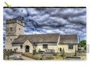 St Sannans Church Bedwellty 3 Carry-all Pouch