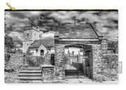 St Sannans Church Bedwellty 4 Mono Carry-all Pouch