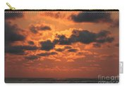 St Simons And Sea Island Sunrise Carry-all Pouch