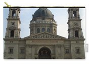 St Stephens Basilica Budapest Carry-all Pouch