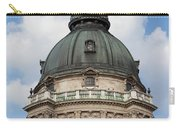 St. Stephen's Basilica Dome In Budapest Carry-all Pouch