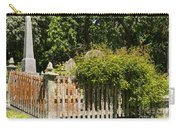 St. Stephen's Gravesite Carry-all Pouch