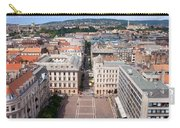 St Stephen's Square In Budapest Carry-all Pouch