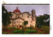St. Thomas Aquinas Church Large Canvas Art, Canvas Print, Large Art, Large Wall Decor, Home Decor Carry-all Pouch