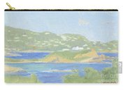 St. Thomas From Water Island Carry-all Pouch