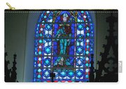 St Thomas Stained Glass Carry-all Pouch
