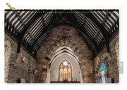 St Tudcluds Church Carry-all Pouch by Adrian Evans