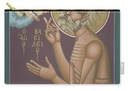 St. Vasily The Holy Fool 246 Carry-all Pouch