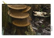 Stack Of Fungi Carry-all Pouch