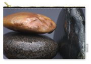 Stacked Stones 3 Carry-all Pouch by Steve Gadomski