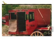Stage Coach Carry-all Pouch