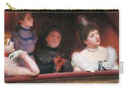 Stage Or Au Theatre Carry-all Pouch by Federico Zandomeneghi