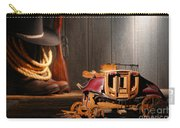 Stagecoach Dream Carry-all Pouch