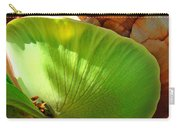 Staghorn Fern Butt Carry-all Pouch