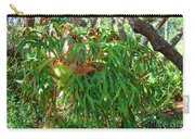 Staghorn Fern Carry-all Pouch