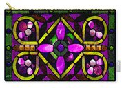 Stained Glass 3 Carry-all Pouch