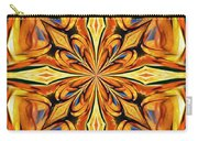 Stained Glass Abstract Carry-all Pouch