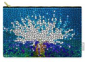 Stained Glass Anemone 1 Carry-all Pouch