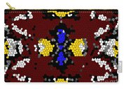 Stained Glass Art Abstract Carry-all Pouch