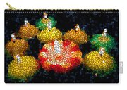 Stained Glass Candle 1 Carry-all Pouch