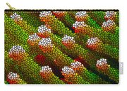 Stained Glass Coral Reef 1 Carry-all Pouch by Lanjee Chee