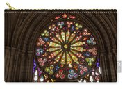 Stained Glass Details Carry-all Pouch