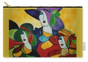 Stained Glass IIi Carry-all Pouch