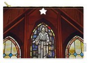Stained Glass Saviour Carry-all Pouch