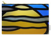 Stained Glass Scenery 3 Carry-all Pouch