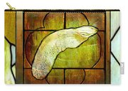 Stained Glass Template Maple Seedling Carry-all Pouch
