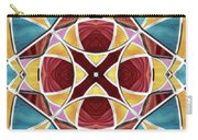Stained Glass Window 5 Carry-all Pouch
